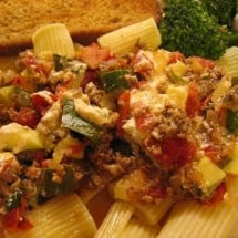 Recipe Connection: Wanna-be Lasagna Skillet Pasta
