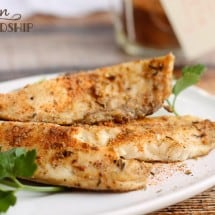 St. Peter's Spicy Fish Seasoning Recipe