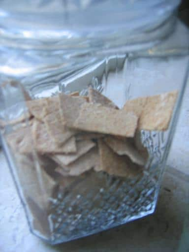 Homemade Whole Wheat Crackers Recipe: Wheat Thin Style