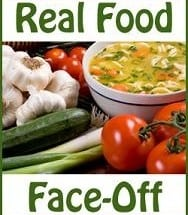 Real Food Face-Off: Hallee the Homemaker vs. Just Makin' Noise