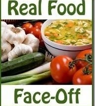 Real Food Face-Off:  Kelly the Kitchen Kop vs. Catholic Mommy Brain