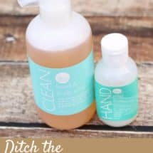 Ditch The Antibacterial Soap!