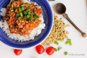 Hearty Lentil Stew Meatless