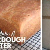 Monday Mission: Make a Sourdough Starter