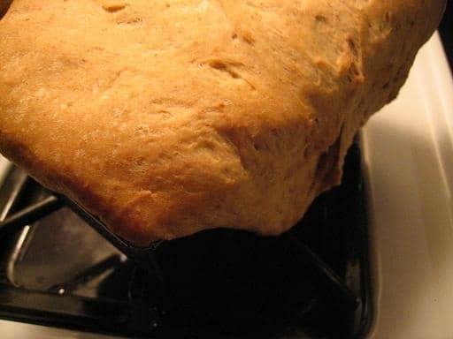 sourdough bread overrose