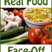 Real Food Face-Off: Mama Says vs. MAHM