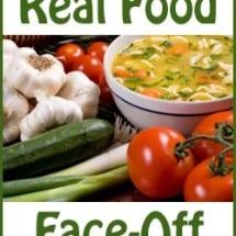 Real Food Face-Off: Mama Says vs. MAHM