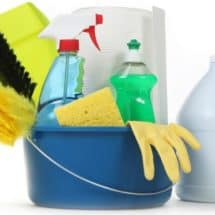 Spring Cleaning Carnival:  Get the Parabens Out