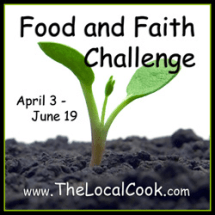 Food and Faith Challenge: Katie Talks Health