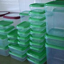 Monday Mission: Get in that Plastics Cupboard!