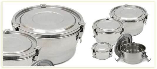 Stainless Steel Food Storage Containers Advantages and Disadvantages