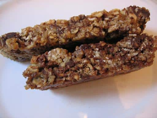 Soaked or No-Bake Granola Bars
