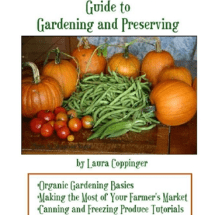 GIVEAWAY: Organic Gardening eBook, Potting Soil, and Fertilizer