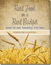 realfood realbudget