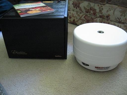 Excalibur vs. Nesco American Harvest dehydrator review