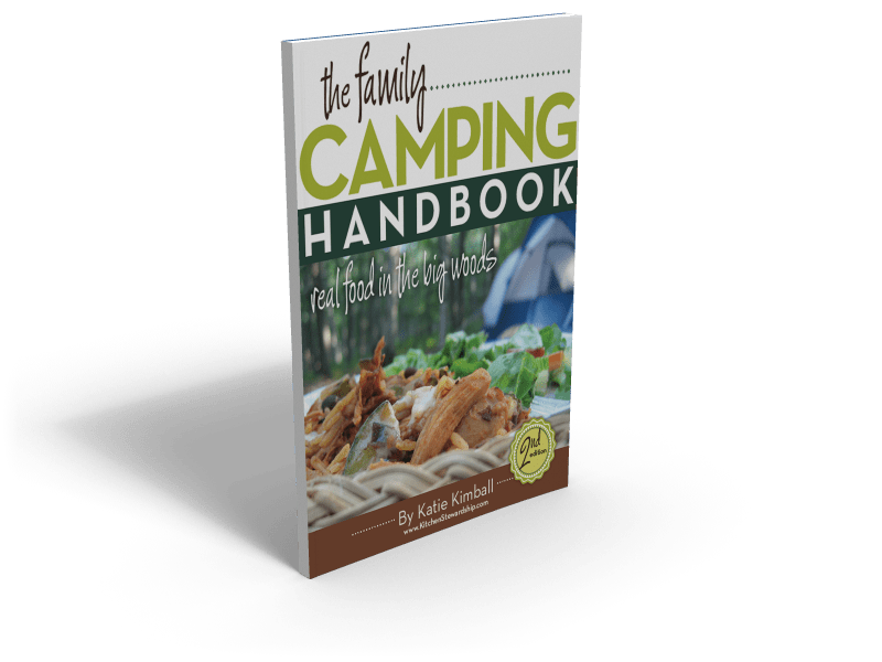 The Family Camping Handbook - an eBook that will make your vacations memorable