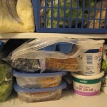 Organic Gardening Series: Preserving Produce by Freezing
