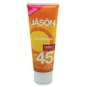 Jason Sunbrellas Family Natural Sunblock SPF 45 Review