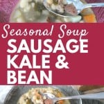 You've got to try this delicious and nourishing soup- perfect for winter and fall!