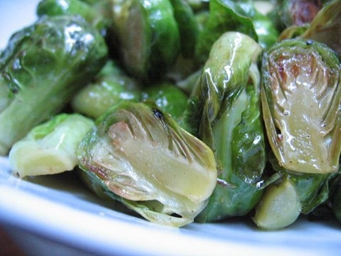 how to get rid of aphids on brussel sprouts