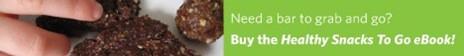 Buy Healthy Snacks to Go eBook Recipes Online