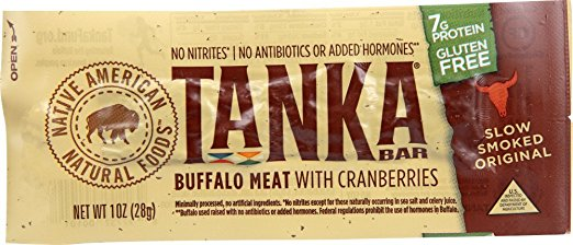 Tanka Bites and Bar Product Review