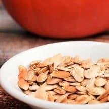 How to Make Crispy (Soaked) Pumpkin Seeds