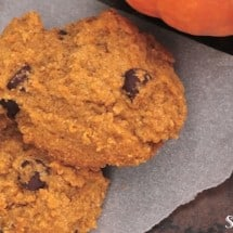 Easy, Healthy Pumpkin Cookies Recipe