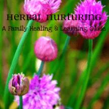 {GIVEAWAY} Herbal Nurturing eBook