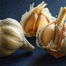 Garlic to make the sick bugs go away