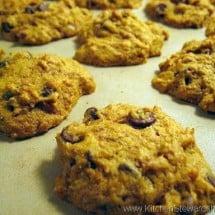 In-Season Recipe Connection: Easy, Healthy Pumpkin Cookies