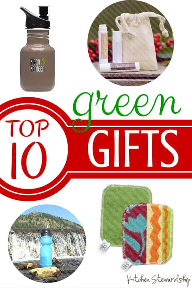 Top 10 Kitchen Stocking Stuffers
