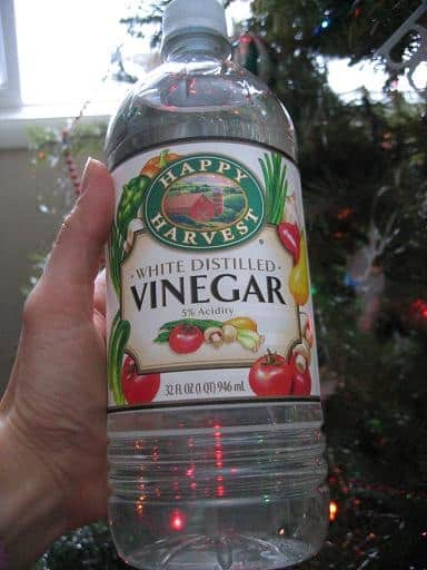 Vinegar is an amazing tool in your cleaning arsenal. Learn all my tricks for using it!
