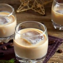 Whole Foods for the Holidays: Homemade Irish Cream Liqueur