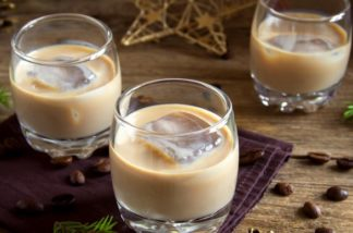 An easy recipe for homemade Irish Cream, just like Bailey's but with real food and no cans! This will be the best Irish Cream Liqueur you've ever tasted!