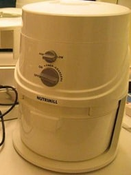 Nutrimill grain mill