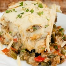 Veggie-Laden Shepherd's Pie Recipe
