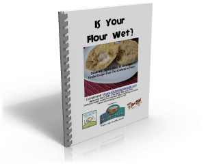 Is Your Flour Wet bound cover