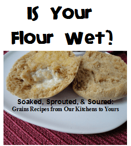 Is Your Flour Wet title photo