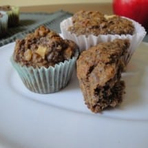Recipe Connection: Grain-Free Apple Flax Muffins