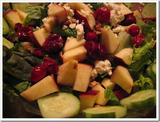 Christmas salad 2