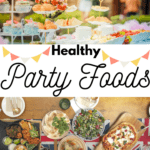 healthy party recipes