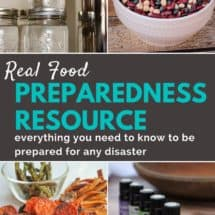 The Real Food Preparedness Resource Extravaganza