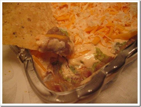 famous Mexi chip dip 3 sm
