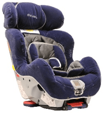 The First Years Tru Fit safe convertible car seat