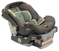 safe infant car seat - chicco key fit 30