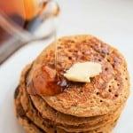Orange Vegetable Pancakes