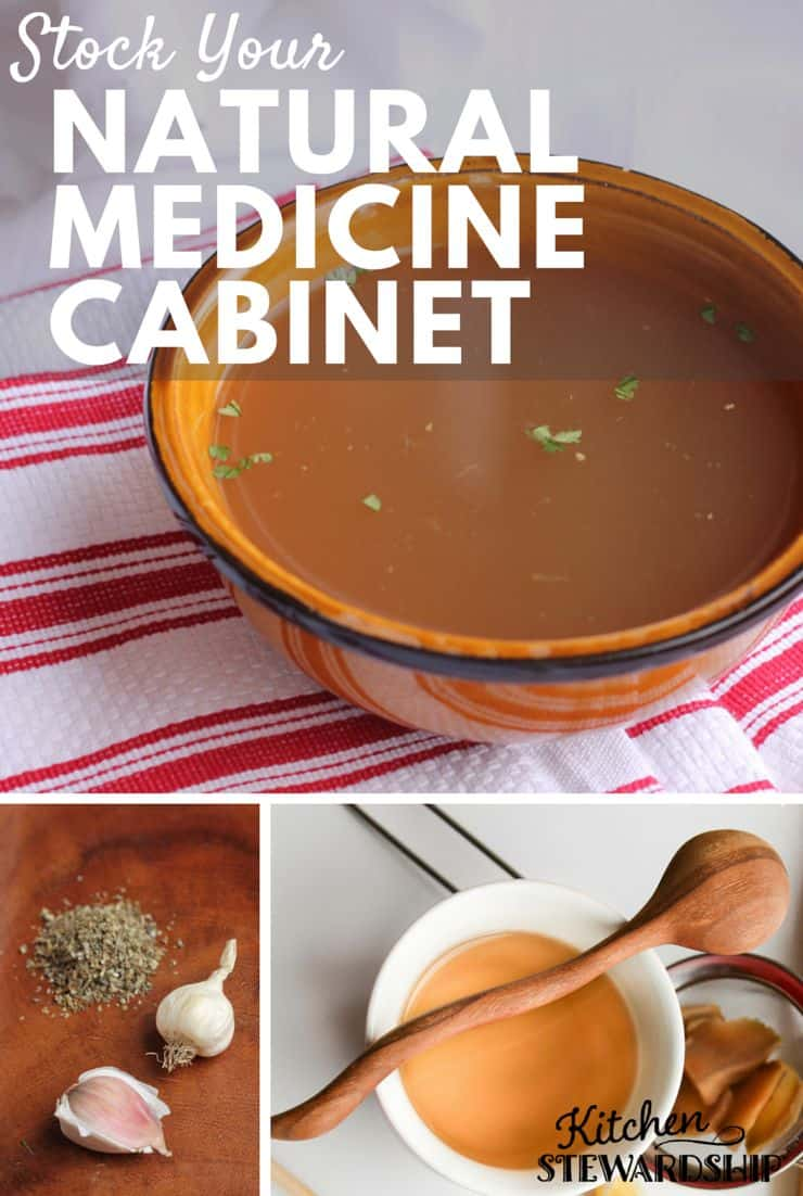 Stock Your Natural Medicine Cabinet, herbal antibiotic, natural antibiotic