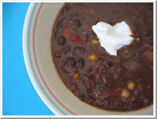 black bean soup (3)