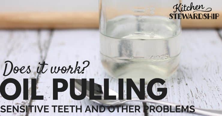 Oil Pulling Does it Work